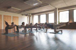 Move & Mind Yoga Groepslessen