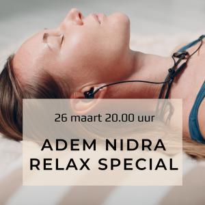 Adem Nidra Relax Special